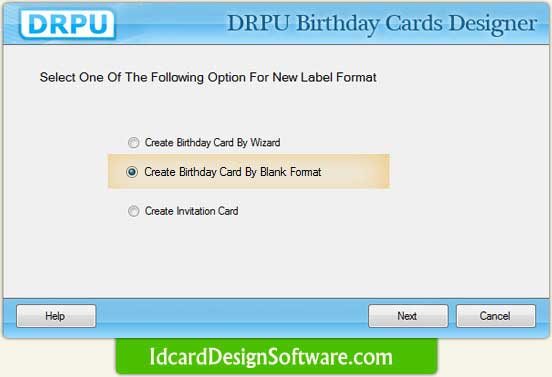 Windows 7 Birthday Card Design Software 8.2.0.1 full